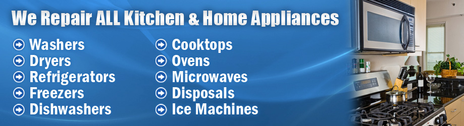 Fridgedaire Appliance Repair