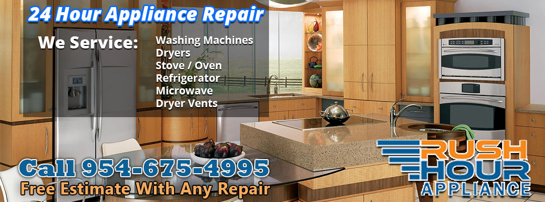 Appliance Repair Weston Florida